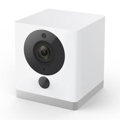 小米 小方智能摄像机WIFI网络监控摄像头 1080P全高清红外夜视 组合玩法 延时摄影 任性款产品图片5