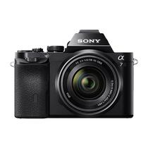索尼  ILCE-7K 全画幅微单单镜套机(2430万有效像素 28-70mm镜头 F3.5-5.6 a7K/α7K)产品图片主图
