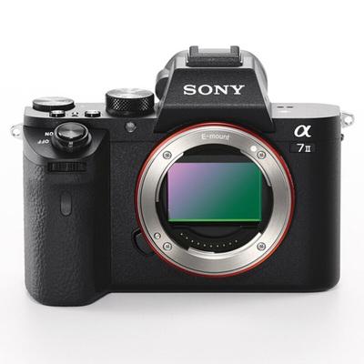 索尼  ILCE-7M2K 全画幅微单双镜头套装(2430万有效像素 28-70mm镜头+50MMF1.8镜头)产品图片4