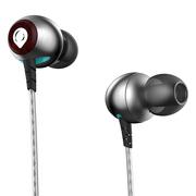阿思翠 AM850 HI-RES认证高解析HIFI手机音乐耳机入耳式 錆蓝色
