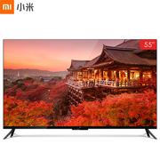 小米 电视4 L55M5-AB 55英寸 2GB+8GB 4.9mm超薄 4K超高清智能液晶平板电视机(灰色)