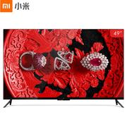 小米 电视4 L49M5-AB 49英寸 2GB+8GB 4.9mm超薄 4K超高清智能液晶平板电视机(灰色)