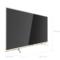 海尔 LE48A31 48英寸安卓智能网络窄边框 全高清LED液晶电视(金色)产品图片2