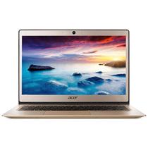 宏碁 SF113 13.3英寸全金属超轻薄笔记本电脑(N3350 4G 128G SSD IPS FHD 蓝牙 指纹识别)日耀金产品图片主图
