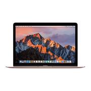 苹果 MacBook 12英寸笔记本电脑 玫瑰金色(Core i5 处理器/8GB内存/512GB闪存 MNYN2CH/A)
