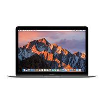 苹果 MacBook 12英寸笔记本电脑 深空灰色(Core m3 处理器/8GB内存/256GB闪存 MNYF2CH/A)产品图片主图