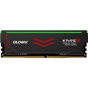 光威 TYPE-β系列 DDR4 8G 2400频 台式机内存(绿色呼吸灯条)