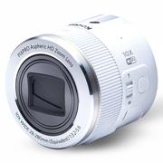 柯达 SL10 镜头式数码相机 白色 (10倍光学变焦 NFC/WIFI功能 手机 / 智能设备无线操控)