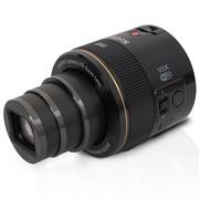 柯达 SL10 镜头式数码相机 黑色 (10倍光学变焦 NFC/WIFI功能 手机 / 智能设备无线操控)