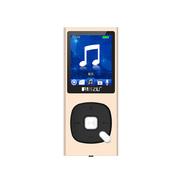锐族 X28 8G金色 无损音乐播放器 有屏迷你 随身听MP3/MP4