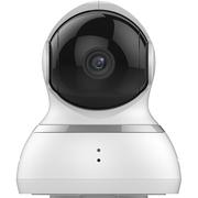 小蚁 云台智能摄像机 夜视 1080P  360度旋转监控 无线WIFI摄像头  监控 安防(白色)