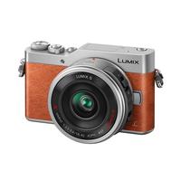 松下 Lumix DC-GF9XGK-D微型单电套机 电动变焦 魅惑橙 4K美颜自拍利器(14-42mm DC-GF9XGK-D)产品图片主图