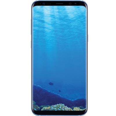 三星 Galaxy S8+(SM-G9550)4GB+64GB版 雾屿蓝 移动联通电信4G手机 双卡双待产品图片2