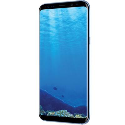 三星 Galaxy S8+(SM-G9550)4GB+64GB版 雾屿蓝 移动联通电信4G手机 双卡双待产品图片3