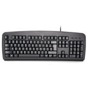 双飞燕  KB-8 防水有线键盘 有线键盘 电脑键盘 笔记本键盘 PS2接口