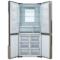 美菱 BCD-531WP9CX 531升 0.1度精控变频  风冷无霜 干湿分储科学空间 杀菌除味 十字对开门冰箱(金)产品图片4