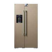 西门子  BCD-585W(KA92DS30TI) 585升 变频风冷 对开门冰箱 家居互联 智能摄像头 玻璃门 (浅金色)产品图片主图