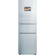 美的 BCD-296WTGPZMC(京东联合开发)296升变频风冷无霜 双摄像头对拍 图像识别 三门冰箱