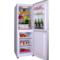 澳柯玛 BCD-207WNE 207升 风冷无霜 电脑控温 双门冰箱(银)产品图片4