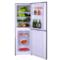 澳柯玛 BCD-232WNE 232升 风冷无霜 电脑控温 节能双门冰箱(银)产品图片4