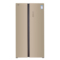 澳柯玛 BCD-650WPG 650L 智能风冷无霜 变频静音 双开门冰箱(炫金)产品图片1