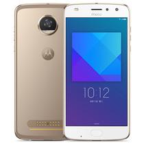 摩托罗拉 z2 play 4G+64G 模块化手机 金色 移动联通电信4G手机 双卡双待产品图片主图