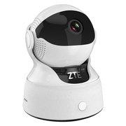 中兴 小兴看看Q 全实时1080P超清智能摄像头 360°wifi无线网络监控摄像机 家居防盗夜视
