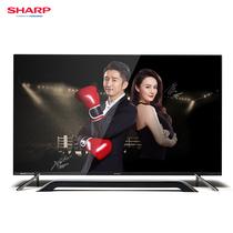 夏普 LCD-60SU870A 60英寸 智能电视 日本原装面板(黑色)产品图片主图