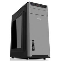 先马 杰作1 电脑机箱 侧透/金属面板/配2把风扇/支持ATX主板固态硬盘高CPU散热器长显卡背线上置电源产品图片主图