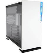 迎广 101 白色 中塔机箱(支持ATX主板/支持水冷/玻璃侧透/U3.0x2)