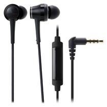 铁三角 ATH-CKR70IS 线控带麦入耳式HIFI耳机 蓝色产品图片主图