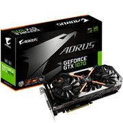 技嘉 AORUS GTX 1070 1607-1835MHz/8008MHz 8G/256bit GDDR5显卡