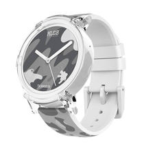 Ticwatch E 时尚智能手表 明星版 蓝牙wifi 3G电话男女防水GPS定位记步测心率兼容苹果安卓手机 摩登白产品图片主图