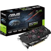 华硕 GTX1060-O6G-9GBPS 1594-1847MHz 6G/9100MHz GDDR5 PCI-E3.0显卡