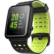 Weloop 唯乐Hey 3S多功能GPS运动手表动态心率监测30天续航 50米深度防水 来电消息内容显示提醒表盘可更换青春绿