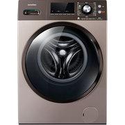 容声 XQG100-N145YBJX 10公斤 变频滚筒洗衣机 智能APP控制 双水道三喷淋 玫瑰金