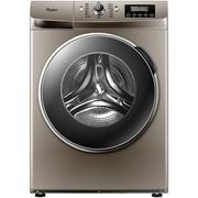 惠而浦 WG-F90821BIHK 9公斤变频智能WIFI滚筒洗衣机 大容量超薄 洗烘一体(惠金色)