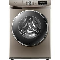 惠而浦 WG-F90821BIHK 9公斤变频智能WIFI滚筒洗衣机 大容量超薄 洗烘一体(惠金色)产品图片主图