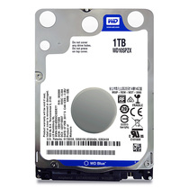 西部数据 蓝盘 1TB 5400转128M SATA 6 Gb/s 笔记本硬盘(10SPZX)产品图片主图