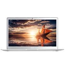 海尔 简爱X14 14英寸金属超薄学生商务笔记本(Intel四核 4G 128G 1080P Win10)银色产品图片主图