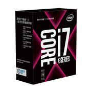 英特尔 酷睿六核 i7-7800X 盒装CPU处理器