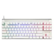 樱桃 MX Board 8.0 G80-3888HYAEU-0 RGB背光机械键盘 白色红轴产品图片主图