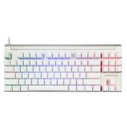 樱桃 MX Board 8.0 G80-3888HSAEU-0 RGB背光机械键盘 白色青轴