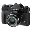 富士 X-T20 XF23 F2 黑色 微单电套机 2430万像素 翻折触摸屏 4K WIFI