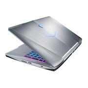 机械师 F117-S6 游戏本七代i7-7700HQ/8G/256G SSD/GTX1060 6G独显笔记本