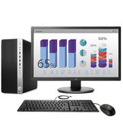 惠普 EliteDesk 880 G3 MT商用台式电脑24英寸(i5-7500 8G 1TB 2GB独显)