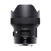 SIGMA ART 14mm F1.8 DG HSM 全画幅 大光圈超广角镜头 星空星轨 风光风景(尼康卡口镜头)产品图片主图