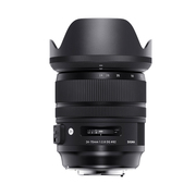 SIGMA ART 24-70mm F2.8  DG OS HSM 全画幅 恒定大光圈标准变焦镜头 人像风光旅游(佳能卡口镜头)
