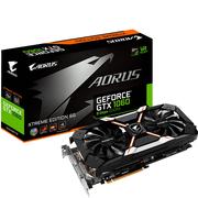 技嘉 AORUS GTX 1060 Xtreme Edition 1620-1783MHz/9026MHz 6G/192bit GDDR5显卡