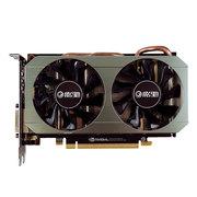影驰 GTX 1060 Mini 1518(1733)MHz/8Gbps 6G/192Bit D5 PCI-E显卡